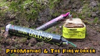 PyroManiac - Weco Kubischer Kanonenschlag vs. FireEvent Roter Korsar vs. FireEvent The King