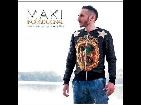 Loca de El Maki Letra y Video