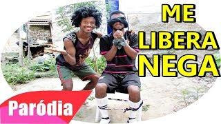 MC BEIJINHO - ME LIBERA NEGA (PARÓDIA)