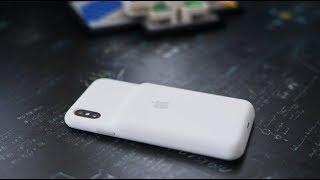 Apple Smart Battery Case pro iPhone XS [4K]