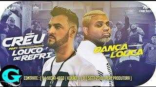 Créu part. Louco de Refri, MC WM, MC Lan, MC Zaac, Os Cretinos - Dança Louca (Clipe Oficial)
