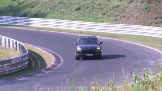 Porsche Cayenne 2017 – Video spia ottobre 2016