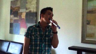 Somewhere In The Night - Barry Manilow Cover