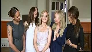 Spice Girls launch 'Viva Forever - The Musical'