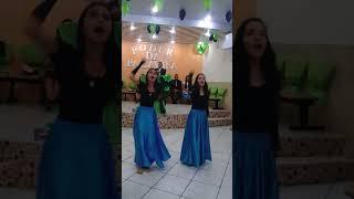 Enche-nos conj de coreografia Rosa de Saron/ vigília