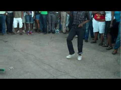 DJ Toure in Soweto South Africa (BBQ).MP4