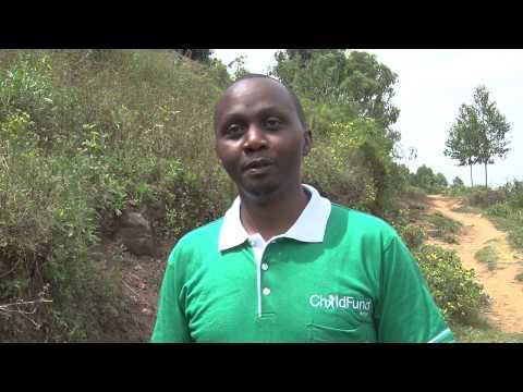 Gräshoppsinvasion i Östafrika