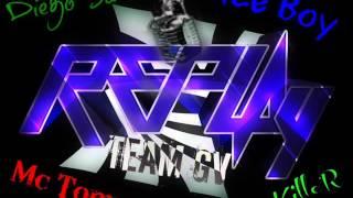 Ice Boy Ft.Mc Tomy And Diego San.C   FreeStyle ( 1 Pesna )