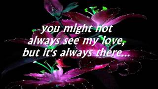 THIS IS A LOVE SONG - (Lyrics)