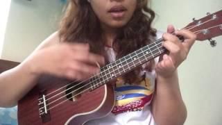 Sa aking puso ukulele cover (Ariel Rivera)