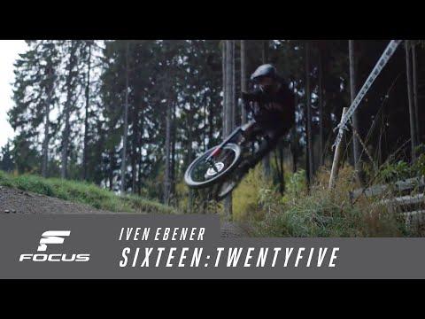 Sixteen:twentyfive // Iven Ebener's last runs before the Bikepark Winterberg closes