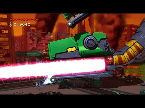 Mechstermination Force (Switch) - ¡Completo y comentado! Análisis