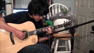 Clannad - Distant Years (piano ver.) - Jun Maeda - Acoustic Guitar Cover