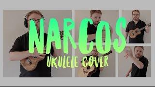 NARCOS OPENING THEME - AWESOME UKULELE COVER