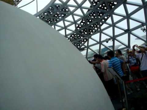 上海万博 ネパール館 Nepal Shanghai EXPO