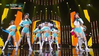 뮤직뱅크 Music Bank - 팝콘 - 립버블 (POPCORN - LIPBUBBLE).20170421