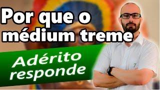 12/01/16 Pq o médium treme, O que são pontos cantados?