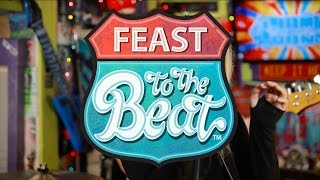 FEAST TO THE BEAT - Episode 2 - LAYNE (Live in Ventura, CA 2016) #JAMINTHEVAN