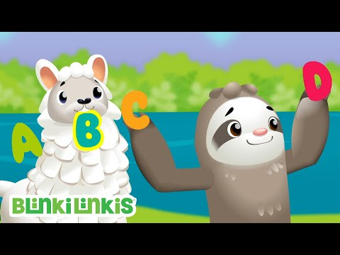Das Otter ABC - BlinkiLinkis | Fisher-Price Deutsch | Kinderlieder | Cartoons für Kinder