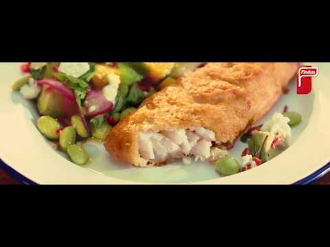 Findus Fish and Crisp. Bra mat helt enkelt.