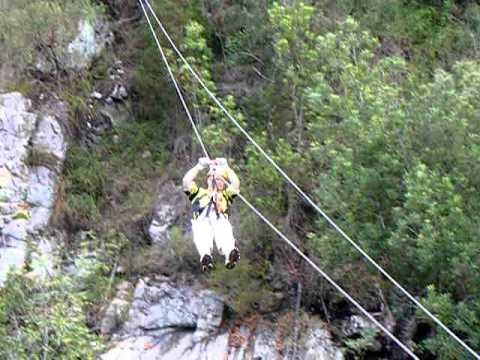Tsitsikamma Falls Zipline 2