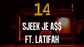 """14   CHO -""""SJEEK JE A$$"""" ft. Latifah [Prod.Spanker] #KK2"""