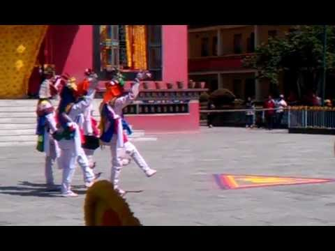 Cham dance for Losar at Sechen Monastery, Boudha, Kathmandu, Nepal – February 2012 – 3/3