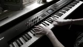 Cigarettes After Sex - Please Dont Cry (Piano Cover)