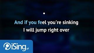Major Lazer feat. Justin Bieber & MO - Cold Water (karaoke iSing)