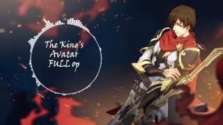 The King's Avatar - 全职高手  「Extended OP」Xin Yang BY:Zhang Jie