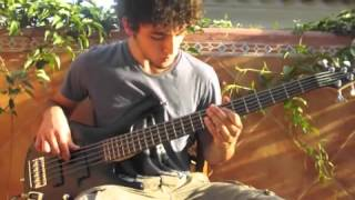 Kings Of Leon - Revelry - (Bass Cover)