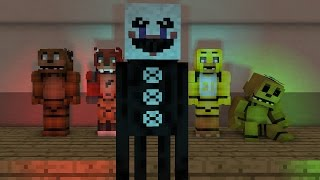 "FNAF2 ""Its Been So Long"" Minecraft Animation"