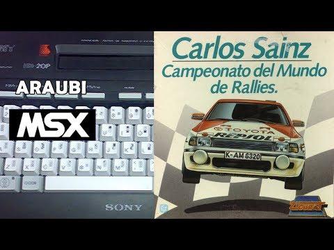 Carlos Sainz (Zigurat, 1990) MSX [283] El Kiosko