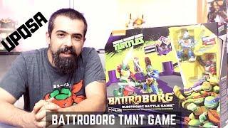 BATTROBORG TMNT GAME - UPQSA (EN ESPAÑOL)