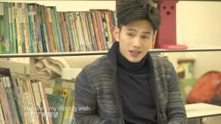 """王梓軒 Jonathan Wong x 側田 Justin Lo """"Grown Up Christmas List"""" 音樂錄影帶 Official MV"""
