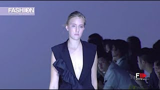 KEVIN HO FASHIONALLY COLLECTION #12 HKTDC CENTRESTAGE 2018 Hong Kong - Fashion Channel