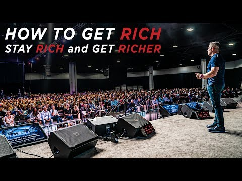 How to Get Rich, Stay Rich, and Get Richer - Grant Cardone photo