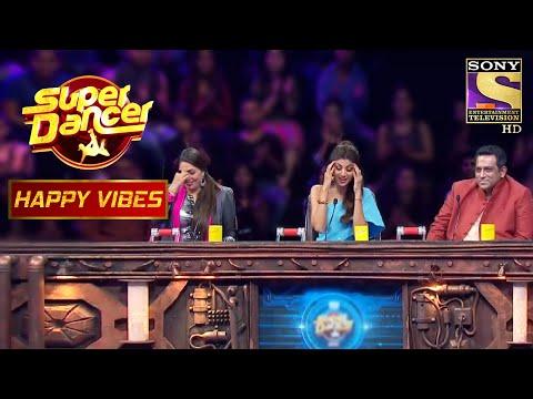 क्यों हो गए Judges इतने बहाल यह Performance देख कर?   Super Dancer   Happy Vibes