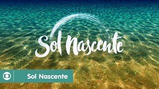 Sol Nascente: confira a abertura da novela das 6 da Globo