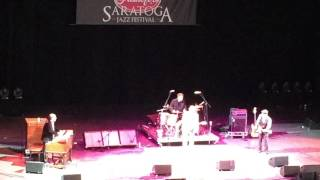 Dave Limina-Saratoga Jazz Fest 2015- Vernice's Boogie