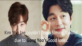 Gong Yoo's Good looks distracted Kim Min Jae in playing his role in Goblin