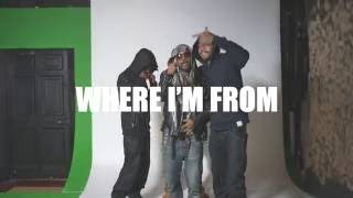 MathMan & The Hypnotic Brass Ensemble - Where I'm From Ft. Dj Tuki