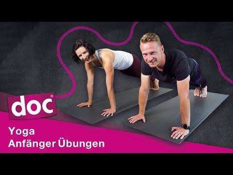 Yoga für Anfänger: 3 Übungen zur Kräftigung der Körpermitte | doc Alltagsexperten