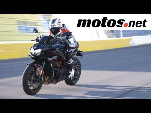 Kawasaki Z H2 2020 | Presentación / Primera prueba / Test / Review en español