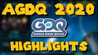 AGDQ 2020 - Cringe / Funny / Best Highlights [1080p]