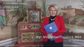 Náhled -          Mgr. Magdaléna Trojanová, MBA