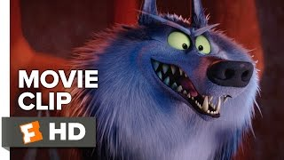 Storks Movie CLIP - Wolf Bridge (2016) - Andy Samberg Movie