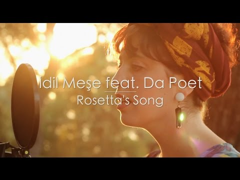 İdil Meşe feat. Da Poet - Rosetta's Song //  Red Bull Warm Up 2016