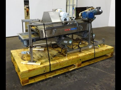Used- FMC Syntron Electromagnetic Vibratory Feeder, Model FH-22-C-DT. - stock # 48784008