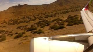 A320-200 Flight TP1554 departure from St.Vincent Cape Verde